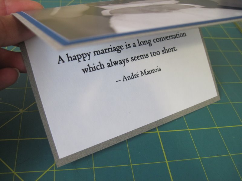 A Wedding Card For My Friends
