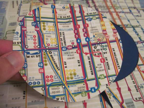 Map Coasters 4