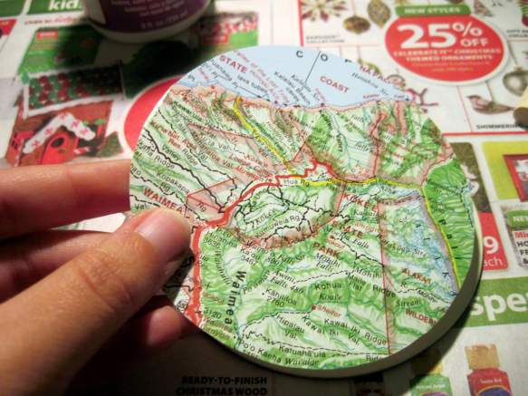 Map Coasters 6