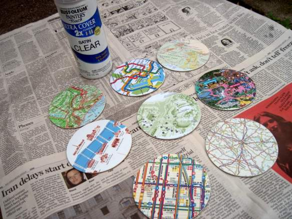 Map Coasters 8