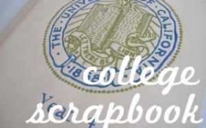 College Scrapbook