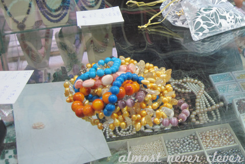 Jewelry Shopping in Egypt