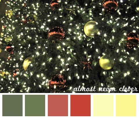 Christmas Colors