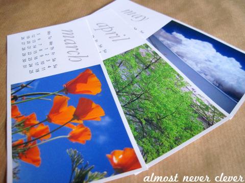 2012 Printable Photo Calendar