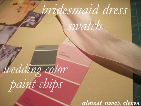 Wedding Dress Shopping Scrapbook