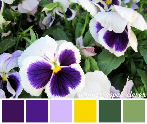 Spring Color Palette