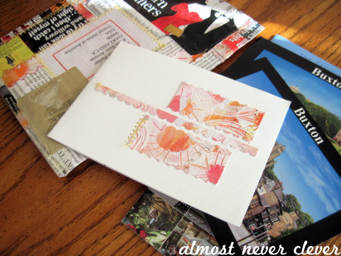 Mail Art Exchange
