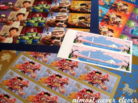 Pretty Stamps