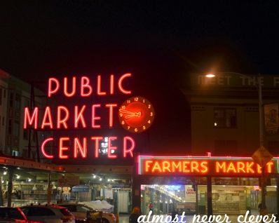 Seattle Trip by Natalie Parker