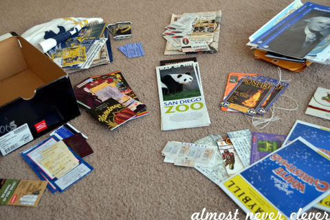 2005 Scrapbook Keepsakes by Natalie Parer