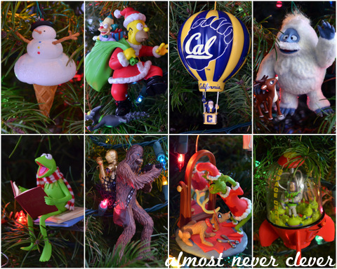 Documenting Christmas Ornaments 1