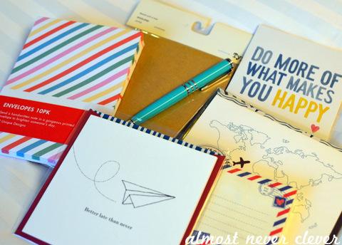 Autralia Paper Goodies by Natalie Parker