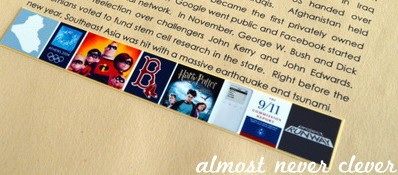 News and Pop Culture in Scrapbooks