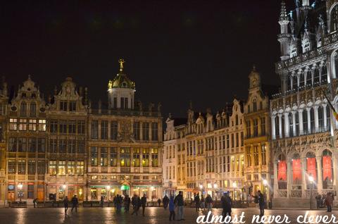 Belgium by Natalie Parker