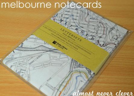 Melbourne Paper by Natalie Parker