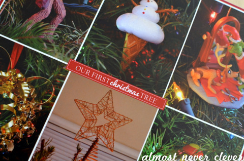 Christmas Scrapbook by Natalie Parker 6