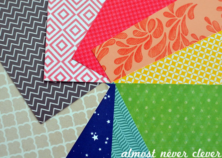 Patterned Paper by Natalie Parker