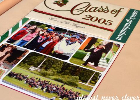 Graduation by Natalie Parker