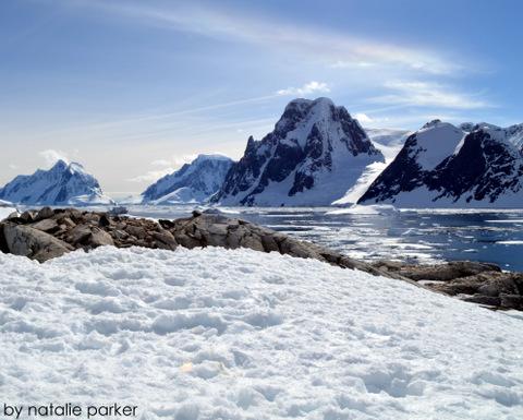 Petermann Island, Antarctica by Natalie Parker