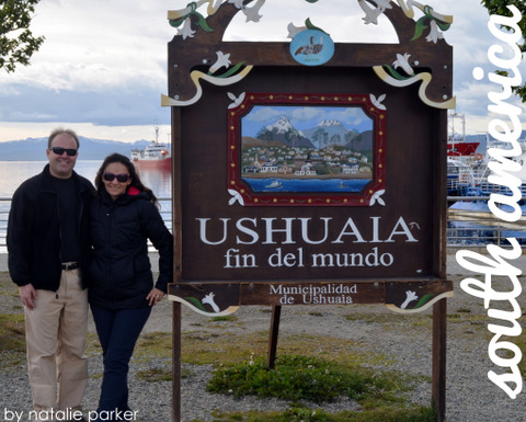 Ushuaia, Argentina by Natalie Parker