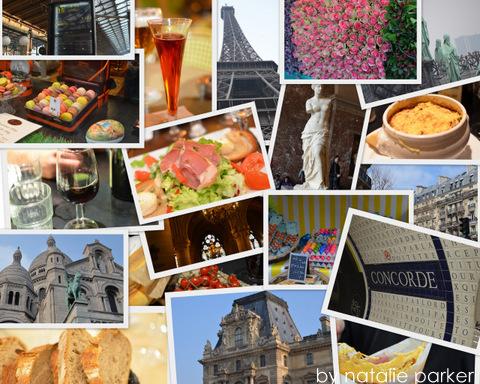 Paris Vacation Photos by Natalie Parker