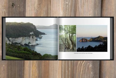 Jessika's New Zealand Photobook