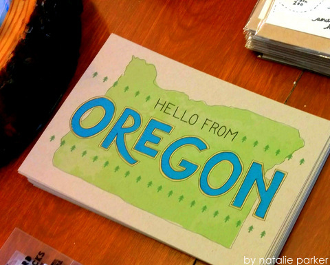 Oregon Weekend by Natalie Parker