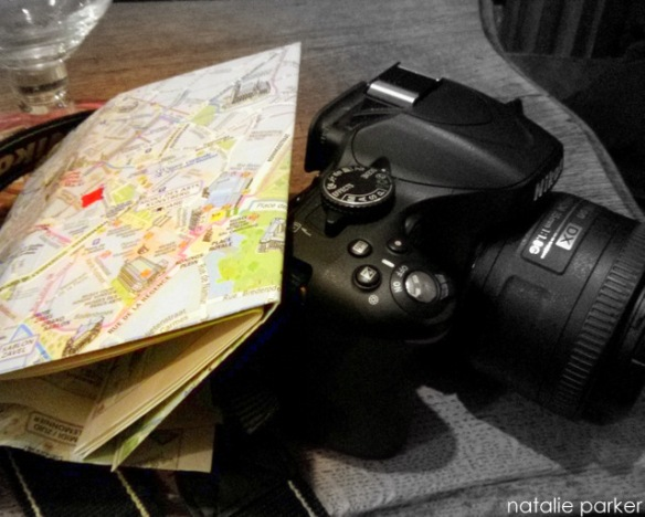Traveling with a Camera by Natalie Parker