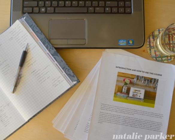 Blog Design Love Review by Natalie Parker