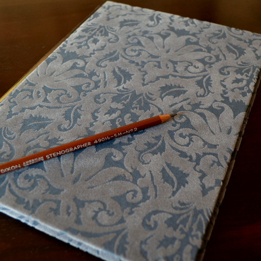 Covered Notebook by Natalie Parker