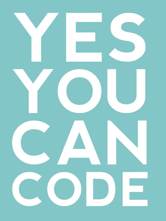 Yes You Can Code by Natalie Parker