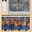 2004 Cal Football Season Scrapbook Page