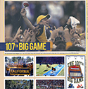 107th Big Game Scrapbook Page