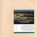 San Francisco Skyline Scrapbook Layout