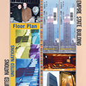 New York United Nations and Empire State Building Scrapbook Page