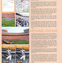 Tennessee College Football Roadtrip Scrapbook Page