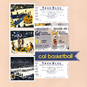 Basketball Game Scrapbook Page