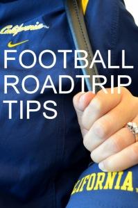 Football Roadtrip Tips by Natalie Parker