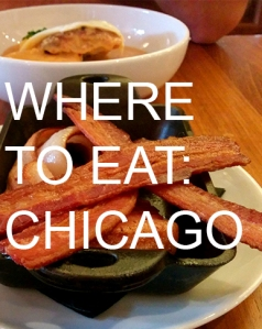 Chicago Food by Natalie Parker