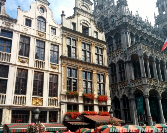 Brussels Snapshots Fall 2014 by Natalie Parker