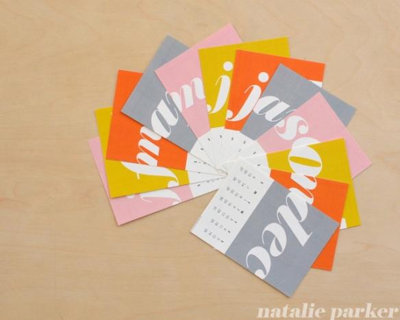 2015 Free Printable Calendar by Natalie Parker