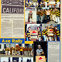 Axe Rally Scrapbook Page