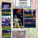 Football Bowl Game Scrapbook Pages