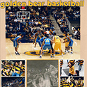 Basketball Season Scrapbook Pages