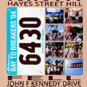 Bay to Breakers Race Scrapbook Page