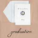 College Graduation Invitation Scrapbook Page