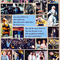 College Scrapbook End Page