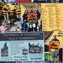 College Welcome Week Scrapbook Page