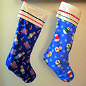 Pajama Pant Stocking