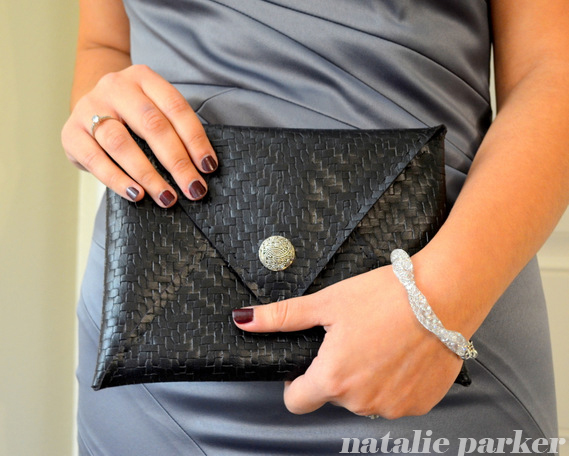 Envelope Clutch by Natalie Parker